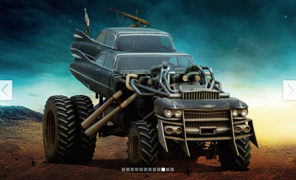 The New Mad Max Trailer Has Arrived!