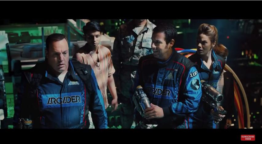 Check out the New Pixels Trailer!