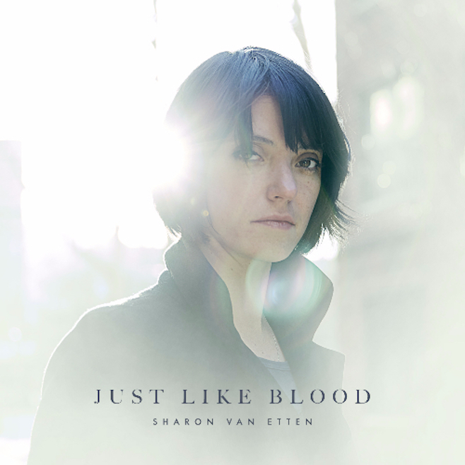 Listen to the new song by Sharon Van Etten 'Just Like Blood'