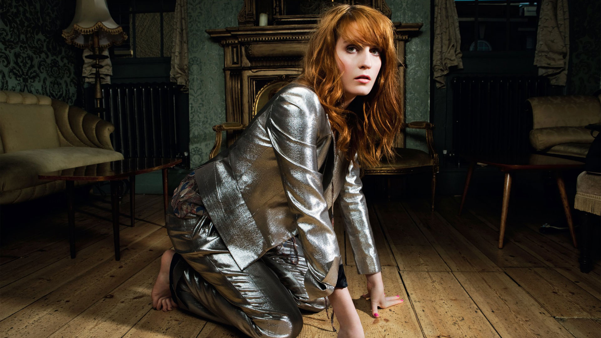 Listen to the new track from Florence & The Machine - 'Delilah'