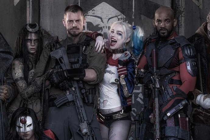 First Official Suicide Squad Cast Photo´s is here!