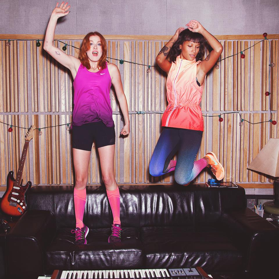 Have a listen to Icona Pop´s new song 'Emergency'