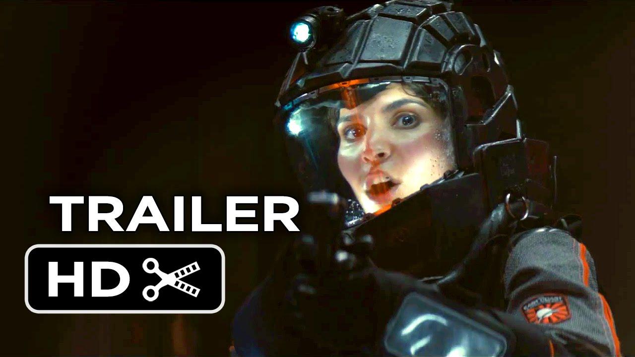 Watch the new Luke Hemsworth Sci-Fi Movie Trailer 'Infini '