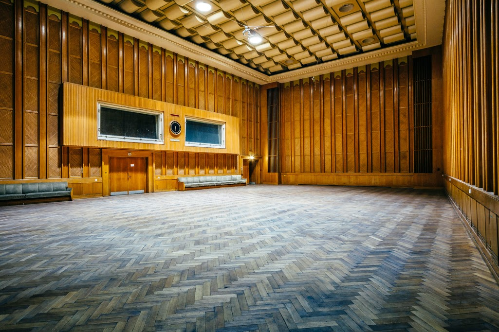 Funkhaus in Berlin: One of the world's most intriguing purpose-built recording complexes