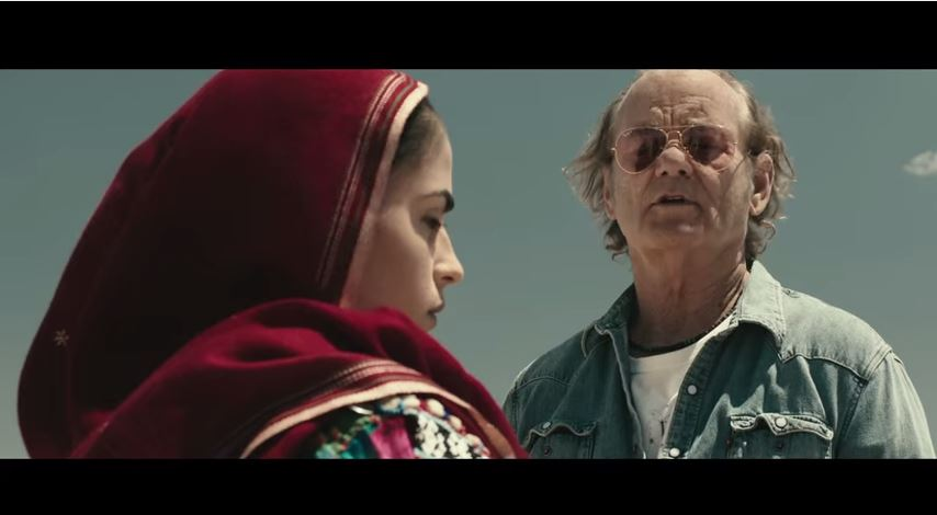 Rock The Kasbah Trailer with Bill Murray and Zooey Deschanel