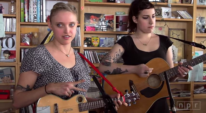 Watch: The Prettiots: NPR Music Tiny Desk Concerts