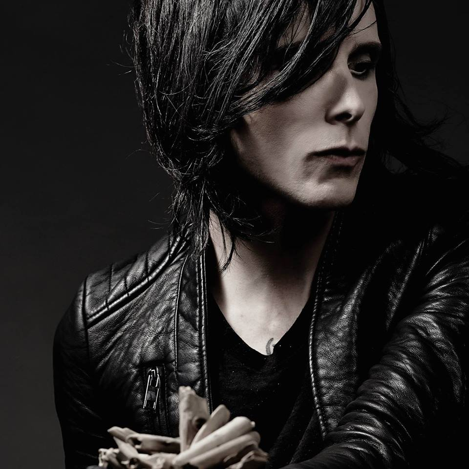 Exclusive premiere of the new IAMX song 'Happiness' from the upcoming sixth IAMX album 'Metanoia'