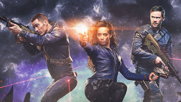 Have you seen the New Sci-Fi From SyFy yet? 'Killjoys'