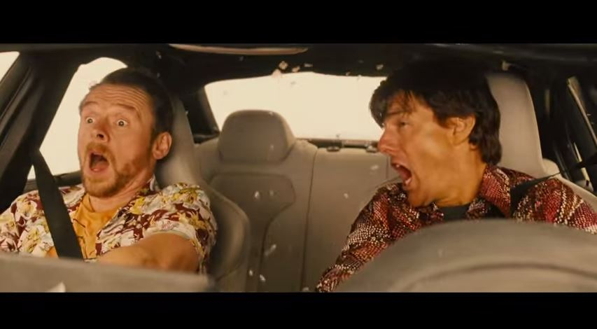 Here´s The New Mission: Impossible Rogue Nation Trailer