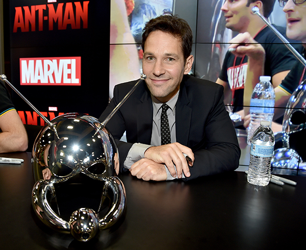 Watch NEW exclusive new Ant-Man footage!