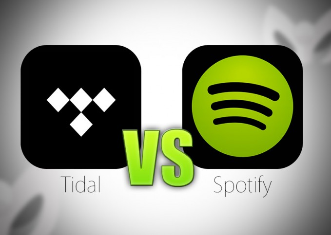 Who is the Champion of Music Streaming so far? (Spotify Vs. Tidal Battle)