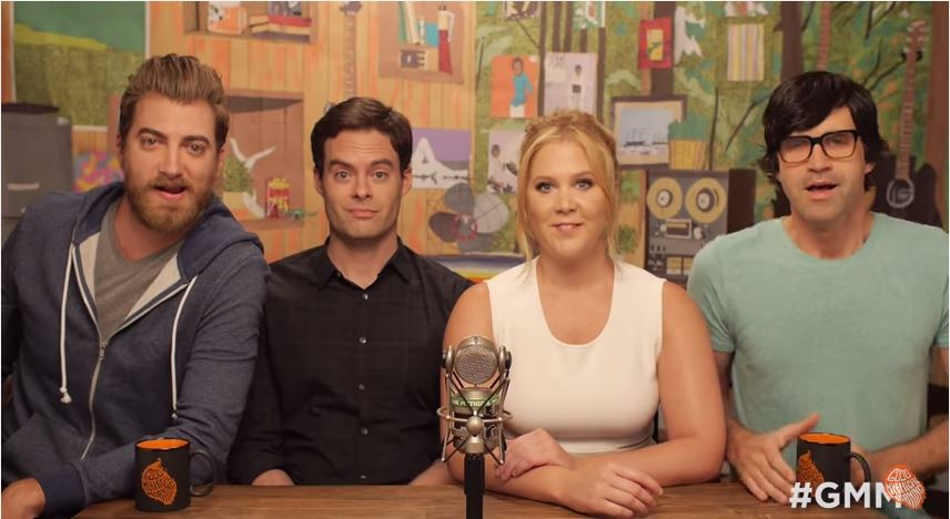 What Are We Smeeling? ft. Amy Schumer and Bill Hader