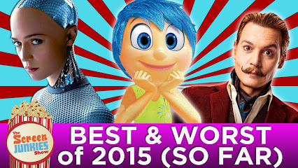 Best & Worst of 2015 (So Far) According To Screen Junkies