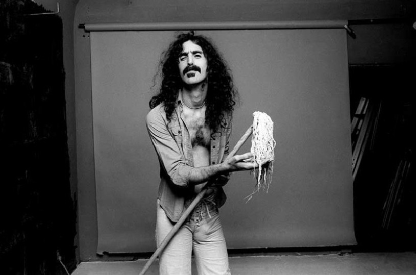 New Frank Zappa Documentary On The Way!