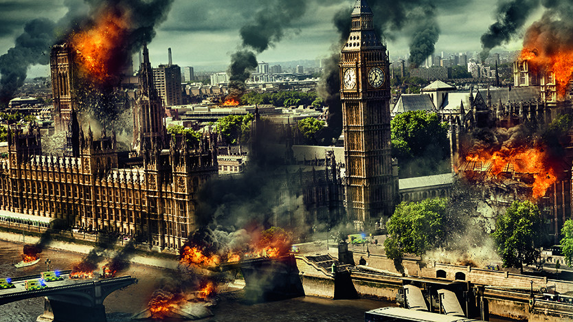 First teaser trailer for London Has Fallen is here