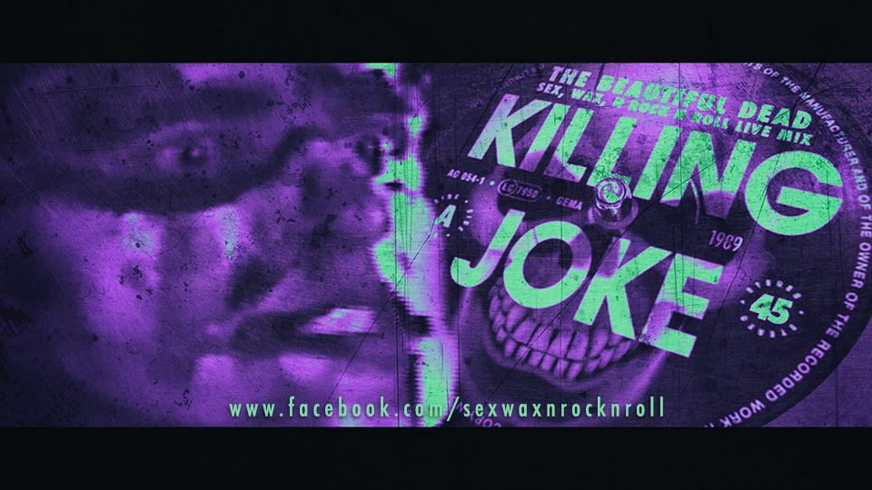 Check out this Awesome THE BEAUTIFUL DEAD Live Mix 1989/2013 with Legendary Band Killing Joke