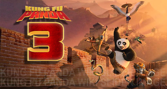 New Trailer From Dreamworks Kung Fu Panda 3