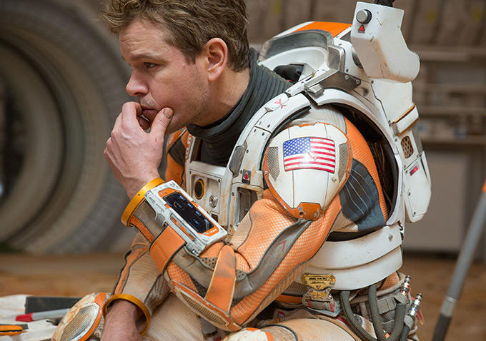 New Martian Trailer Released by Ridley Scott feat. Matt Damon