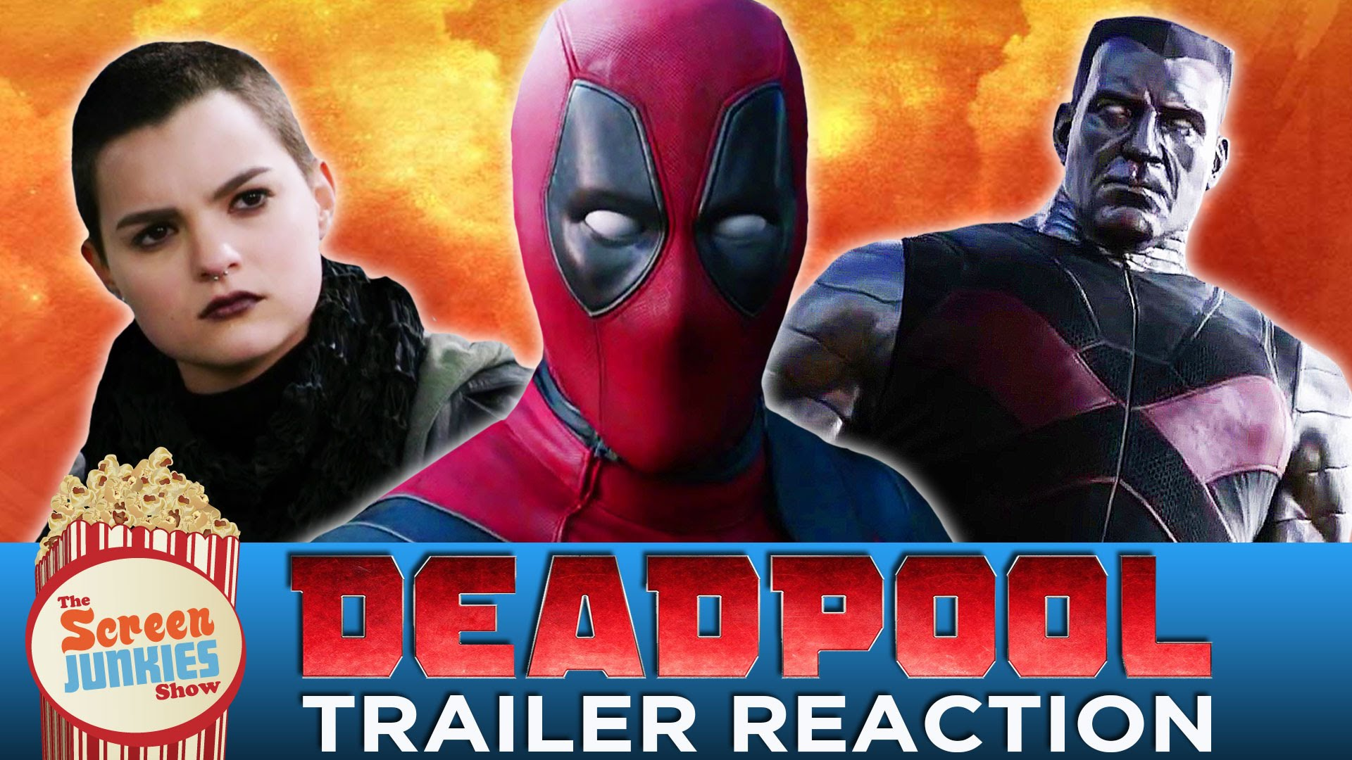Deadpool Red Band Trailer Reaction: Hit or Miss?