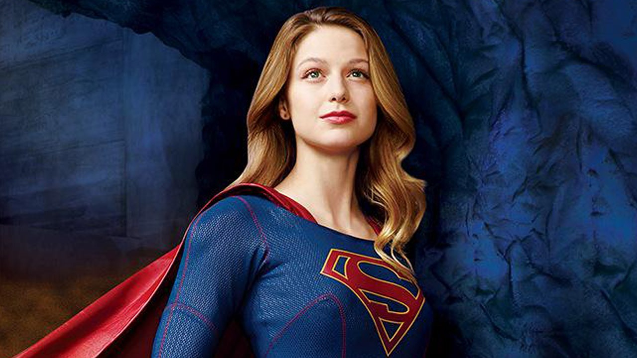 New Supergirl Trailer Flying in