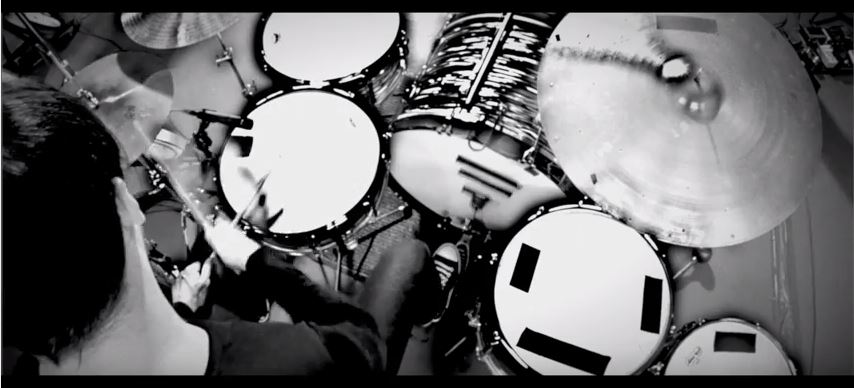 Jack White Shows off his drumming with the Dead Weather