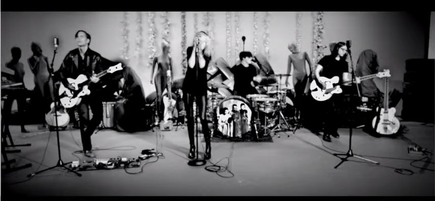 Watch The Dead Weather Perform Their First Single Live