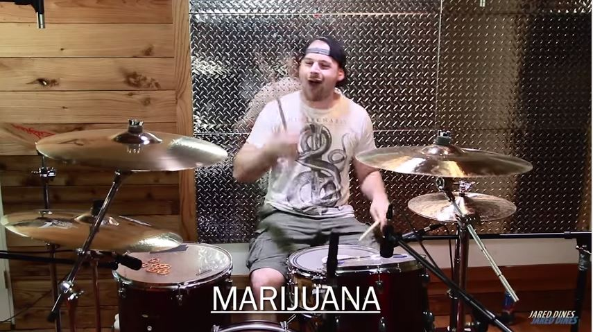 We Present: Drummers On Drugs By Jared Dines