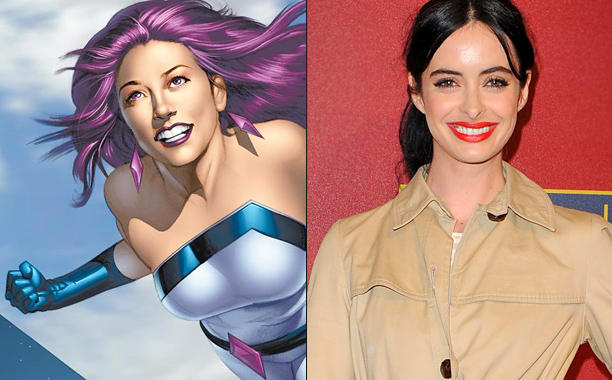 Jessica Jones is Marvel's Next TV Show Out On Netflix In November