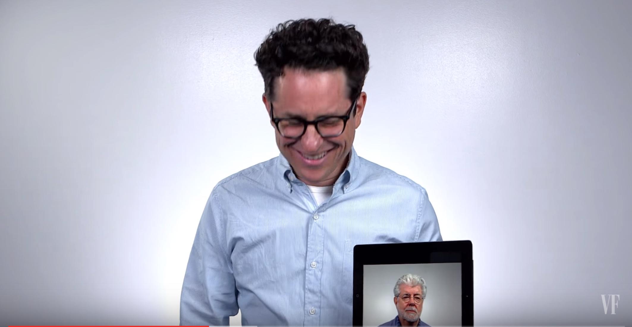 George Lucas Asks J.J. Abrams About Darth Vader's Grandchildren