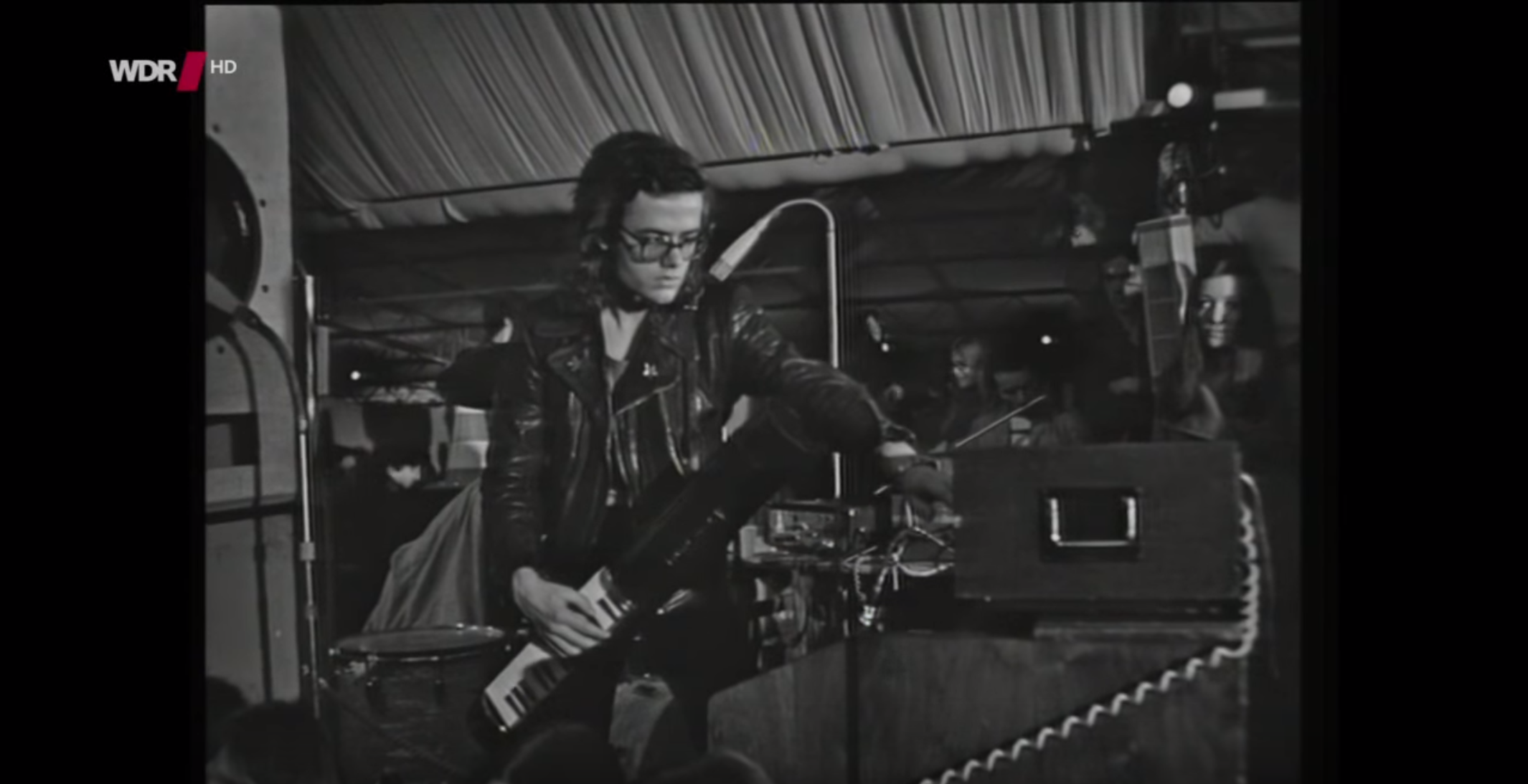 Watch: First Time Kraftwerk Plays Live from 1970 (Rare Exclusive Clip)
