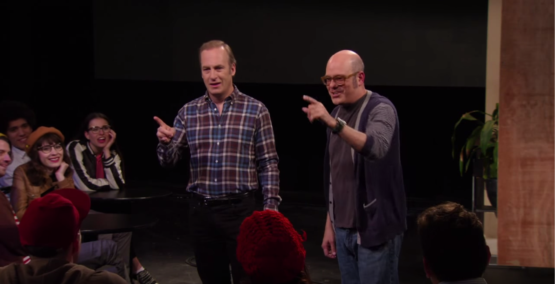 "New From Netflix: Trailer For Bob Odenkirk And David Cross' ""Mr. Show"" sequel"
