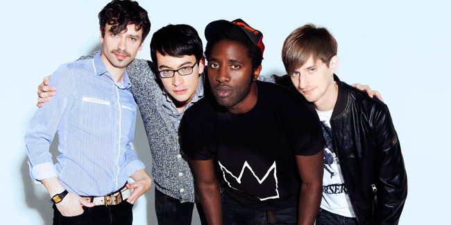 Have You Heard The first new Bloc Party track in three years?