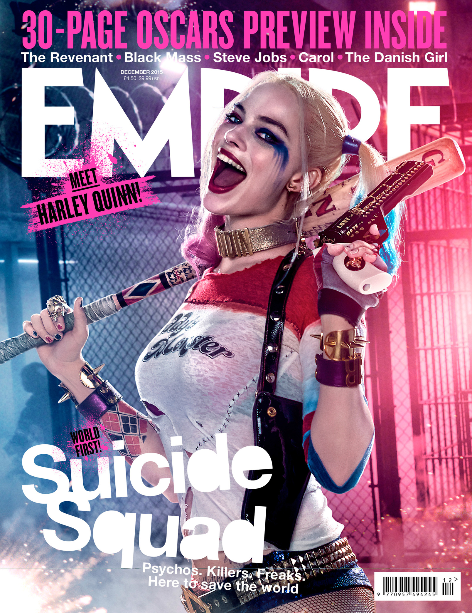 Hit Or Miss: Margot Robbie's Harley Quinn In 'Suicide Squad'