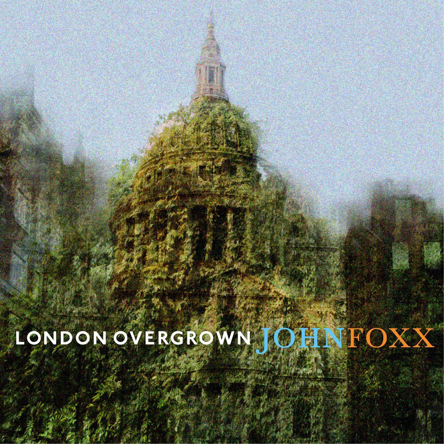 John Foxx Drops 2 New Albums