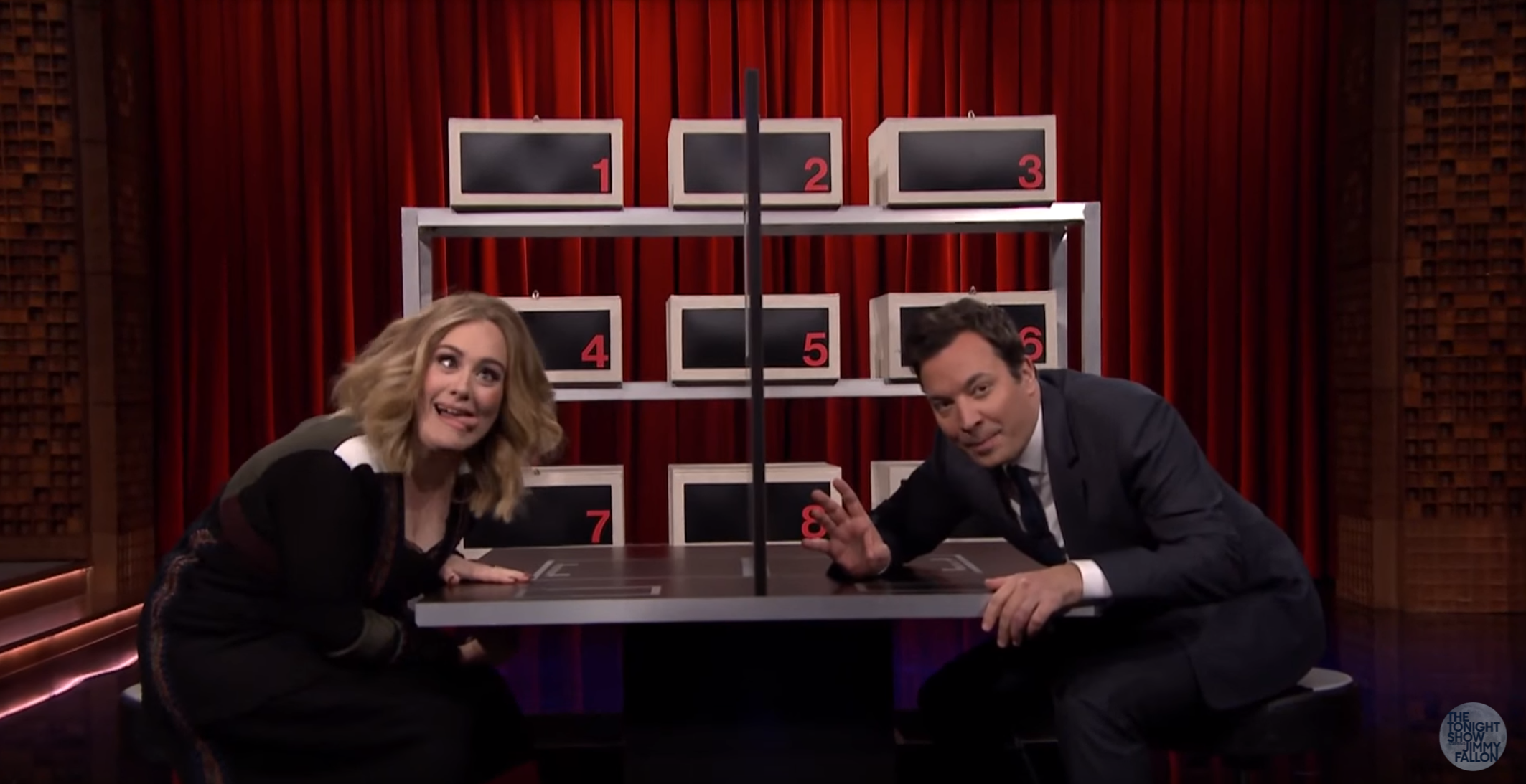 Watch: Box of Lies with Adele on Jimmy Fallon