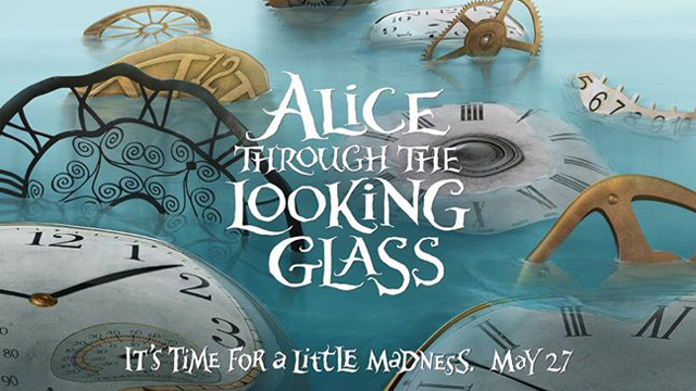 ALICE THROUGH THE LOOKING GLASS - First Footage (2016) Johnny Depp