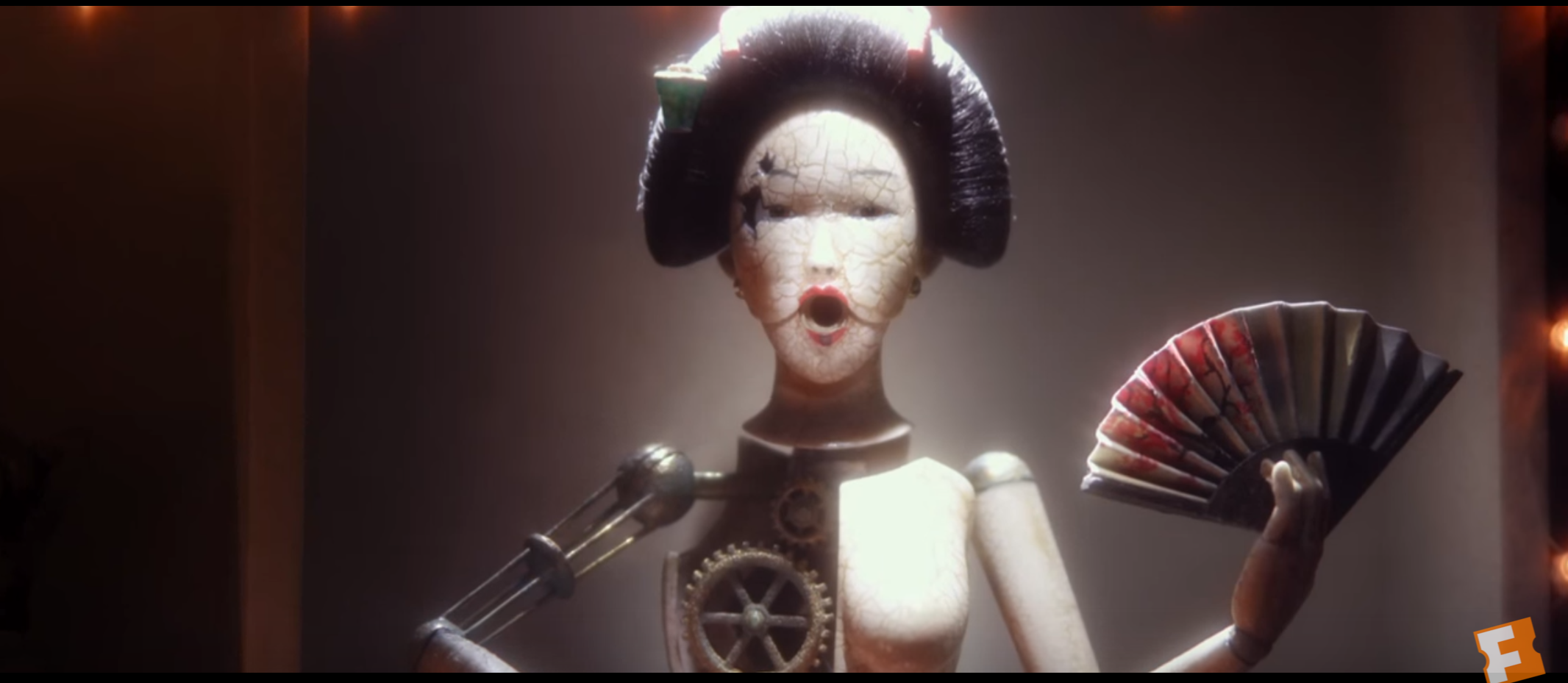 Check out The Eerie New Trailer For Charlie Kaufman´s 'Anomalisa'