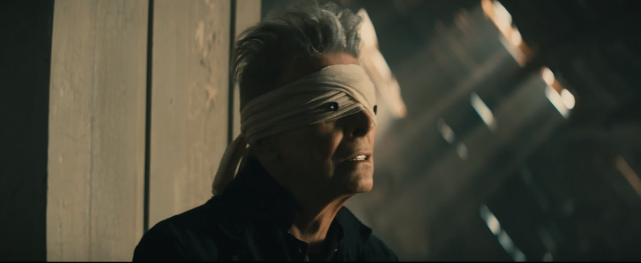 David Bowie´s 10 minute Video For Black Star by Johan Renck Is Here!