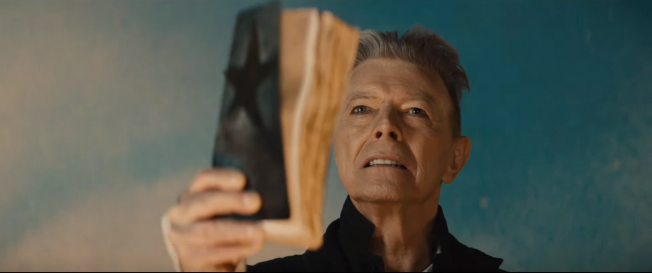 The David Bowie - Blackstar ★ Trailer Is Here And It Gets Weird