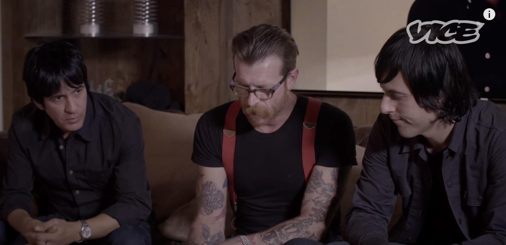 Eagles of Death Metal Discuss Paris Terror Attacks