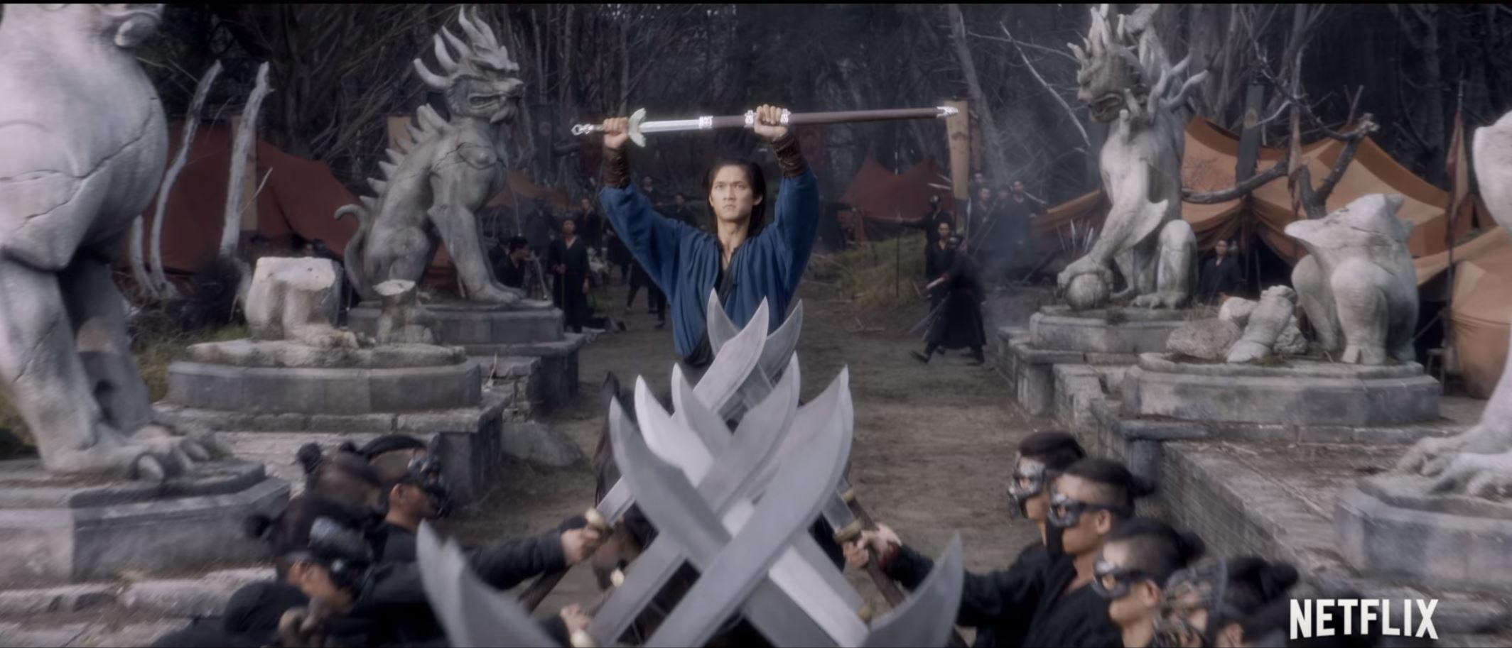 New Trailer For Crouching Tiger, Hidden Dragon: Sword of Destiny
