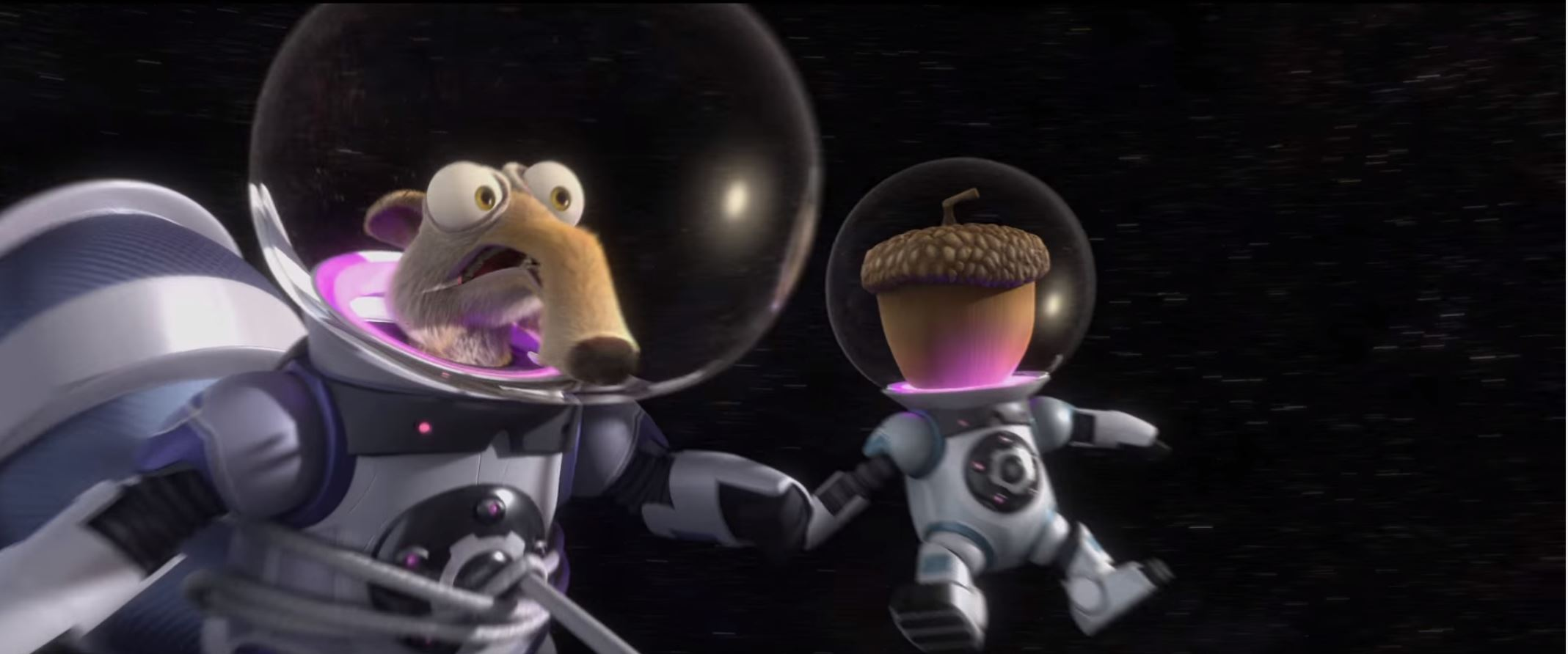 Watch The New Trailer For Ice Age: Collision Course And Head Out To Space
