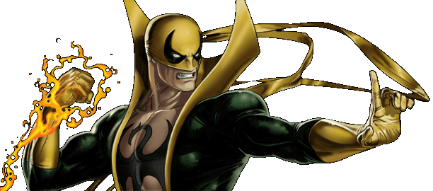 Marvel's Iron Fist Is Coming Soon for Netflix!