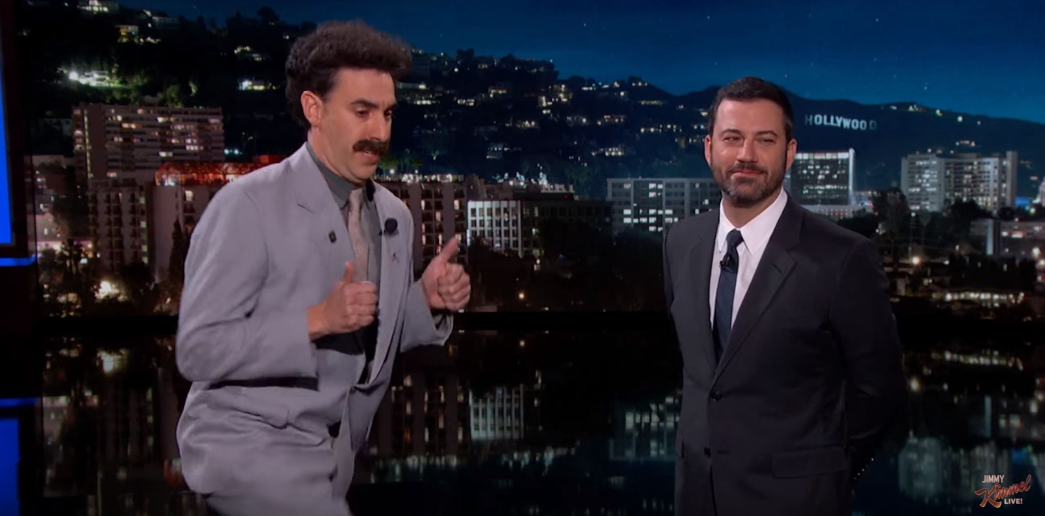 """BORAT Returns To Present The New Trailer For """"The Brothers Grimsby"""""""