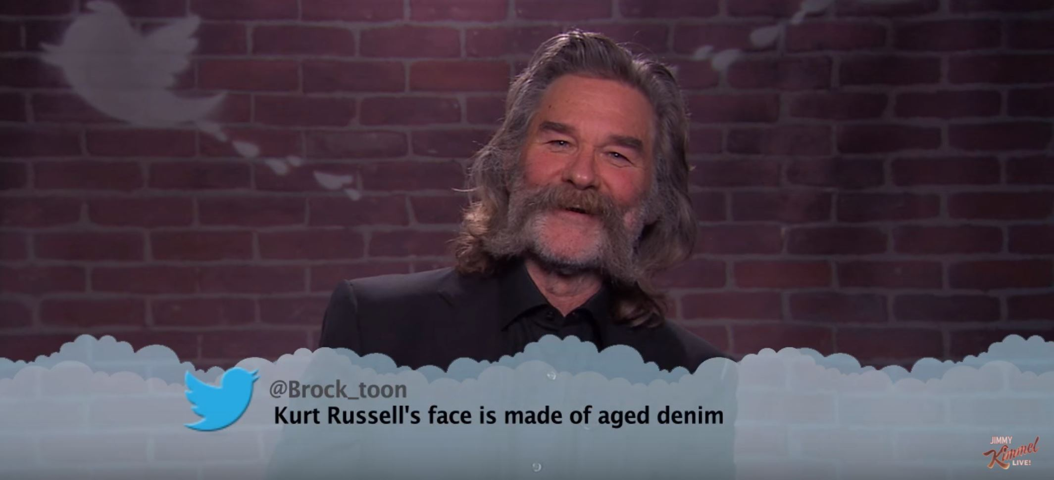 Celebrities Read Mean Tweets feat. Sean Penn, Liv Tyler, Kurt Russell & many more