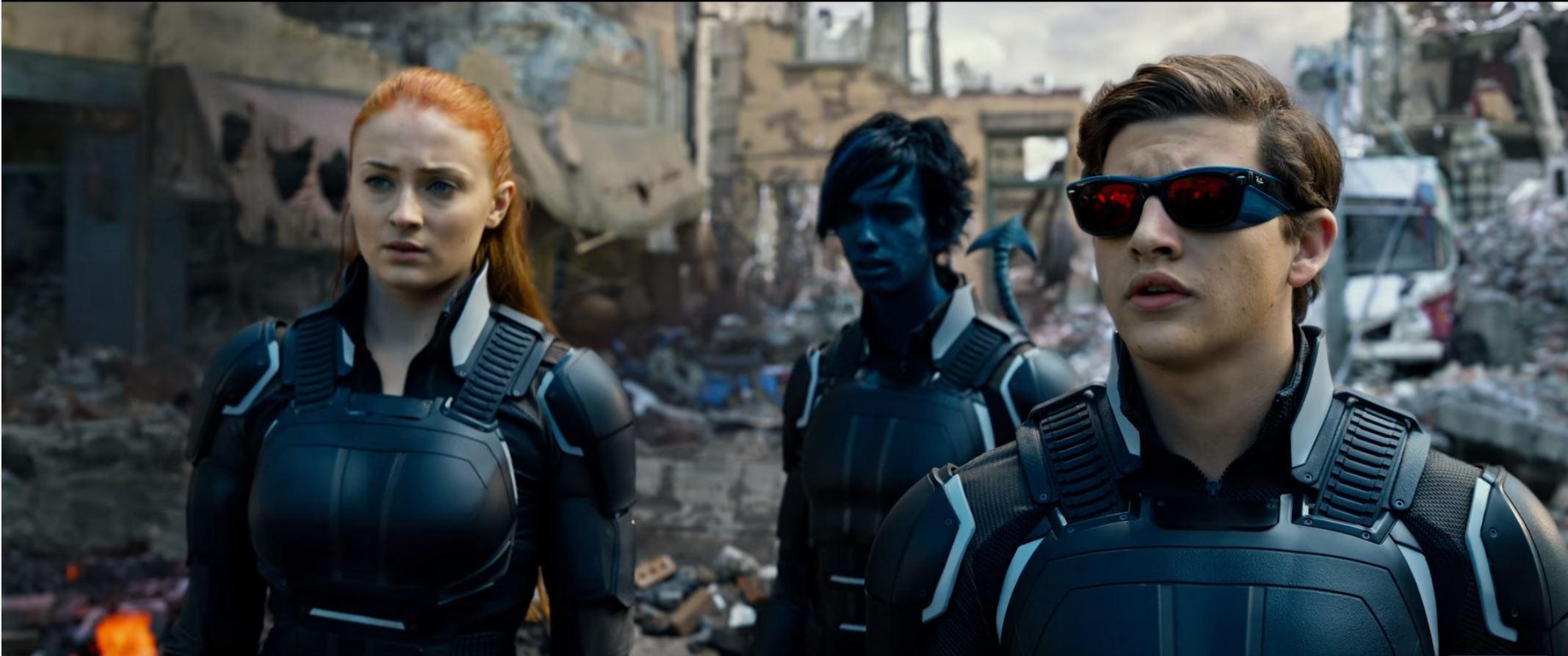 The New X-MEN: APOCALYPSE Is Here!