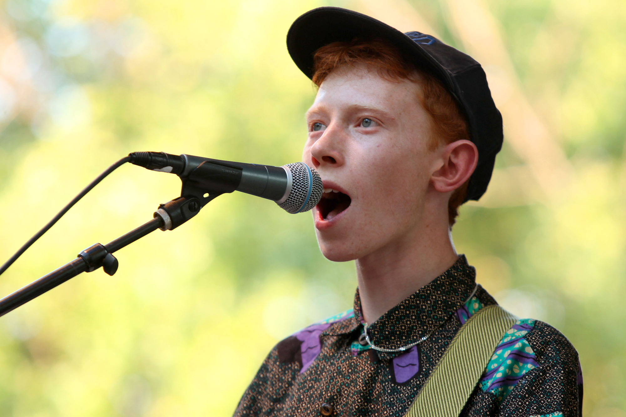 King Krule will release an album, film and book Next Week!