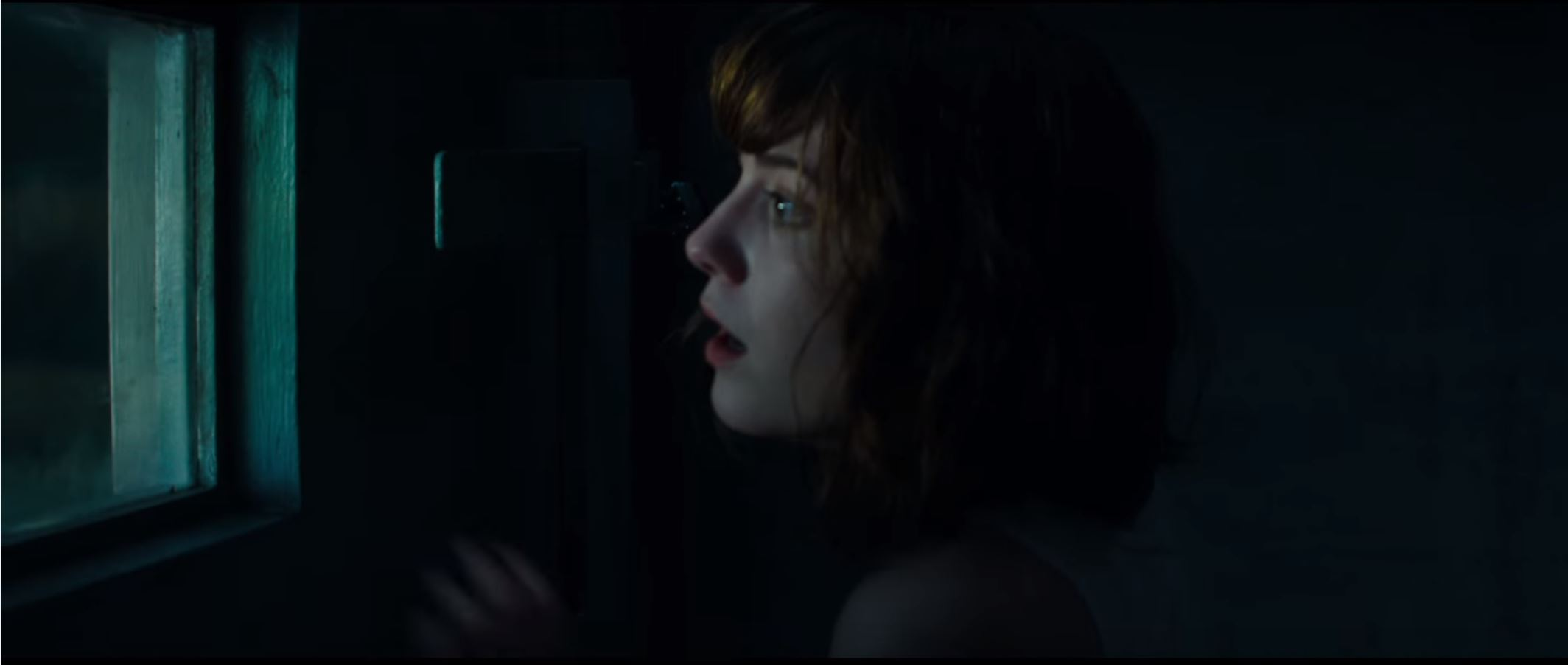 Watch the movie trailer for 10 Cloverfield Lane, a new film from J.J. Abrams