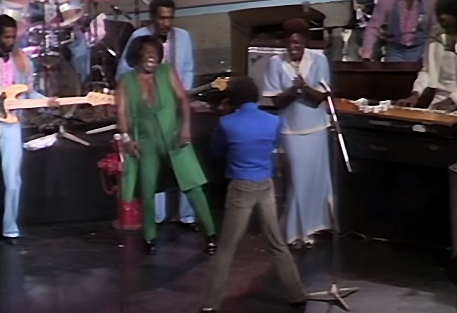 Retro Sunday: Michael Jackson On Stage With James Brown