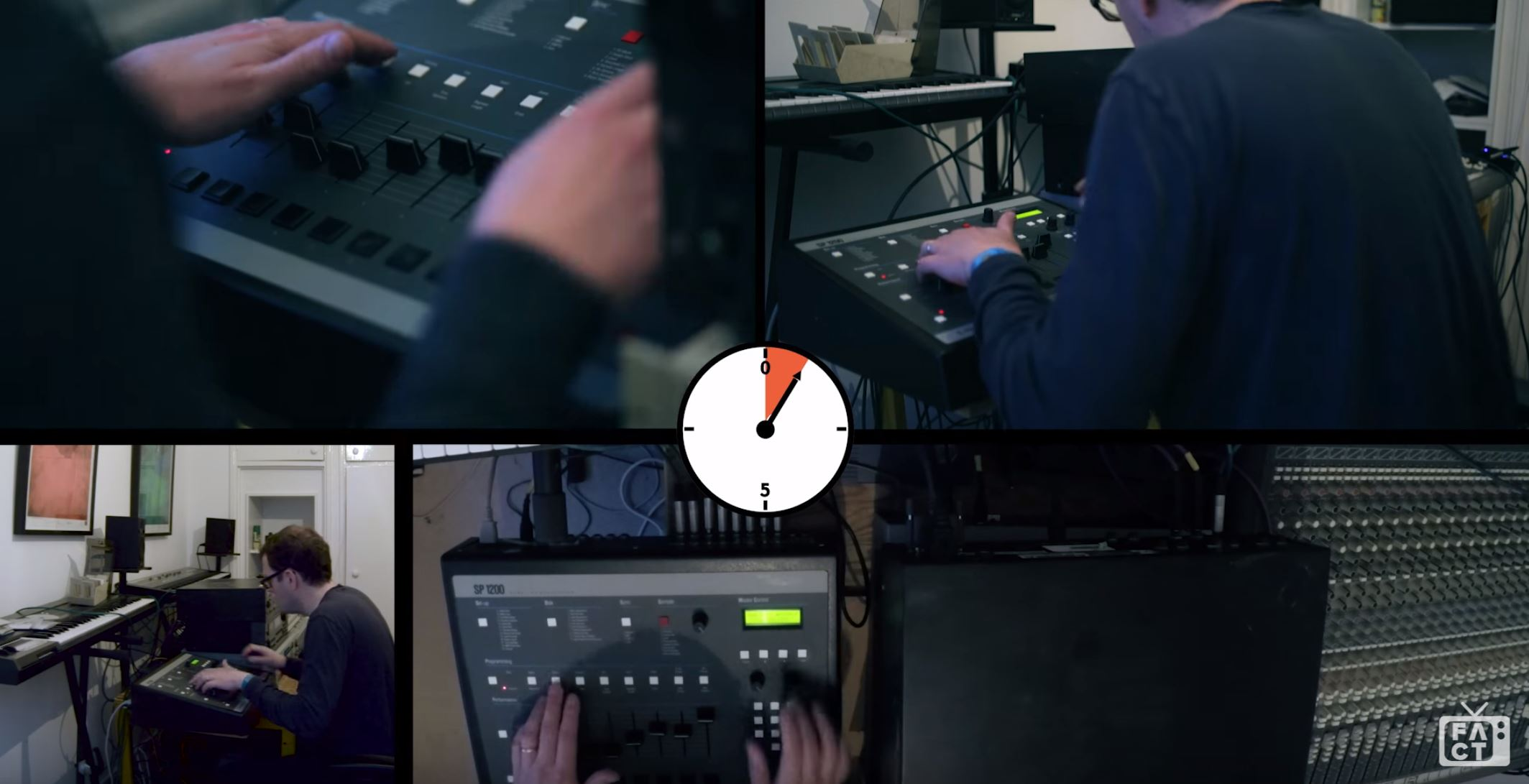 For Music Nerds: Primitive World - Against The Clock